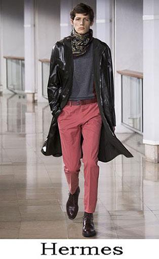 Hermes Fall Winter 2016 2017 Style Brand For Men Look 2