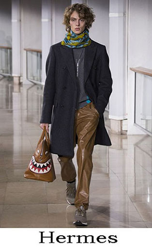 Hermes Fall Winter 2016 2017 Style Brand For Men Look 20