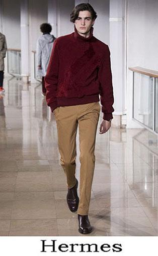 Hermes Fall Winter 2016 2017 Style Brand For Men Look 27