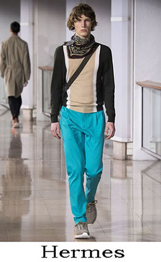 Hermes Fall Winter 2016 2017 Style Brand For Men Look 29