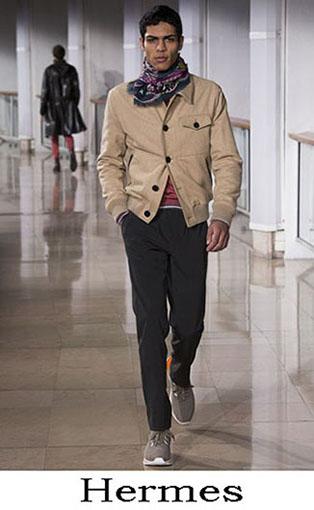 Hermes Fall Winter 2016 2017 Style Brand For Men Look 3