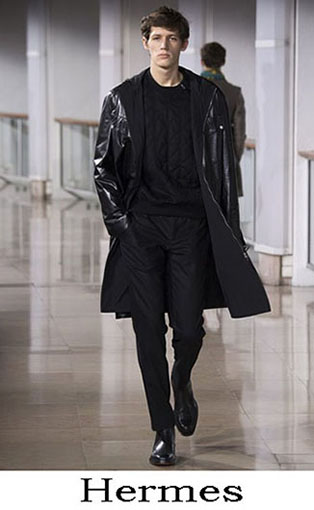 Hermes Fall Winter 2016 2017 Style Brand For Men Look 34