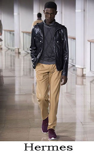 Hermes Fall Winter 2016 2017 Style Brand For Men Look 4
