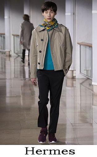 Hermes Fall Winter 2016 2017 Style Brand For Men Look 6