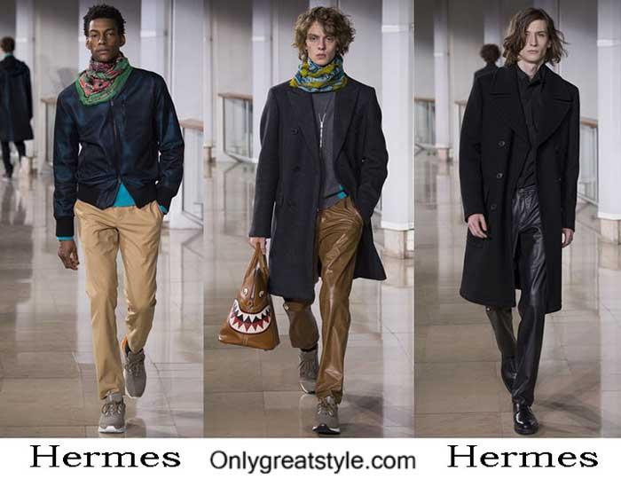 Hermes Fall Winter 2016 2017 Style Brand For Men