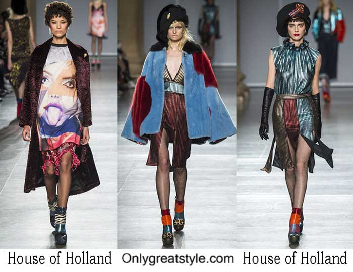 House Of Holland Fall Winter 2016 2017 Lifestyle For Women