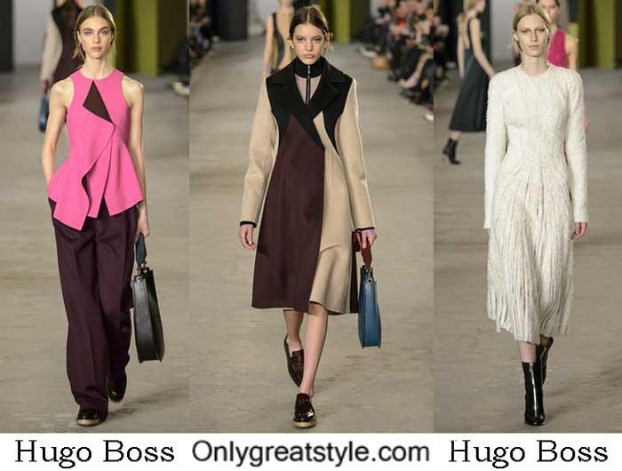Hugo Boss Fall Winter 2016 2017 Style Brand For Women