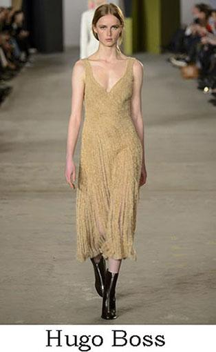 Hugo Boss Fall Winter 2016 2017 Style Brand Women 1