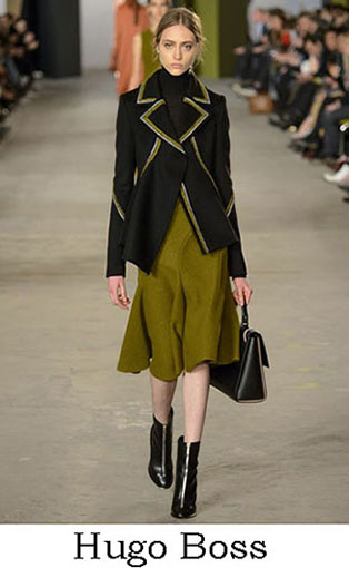 Hugo Boss Fall Winter 2016 2017 Style Brand Women 15