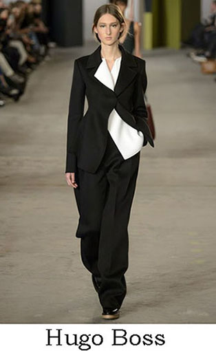 Hugo Boss Fall Winter 2016 2017 Style Brand Women 24
