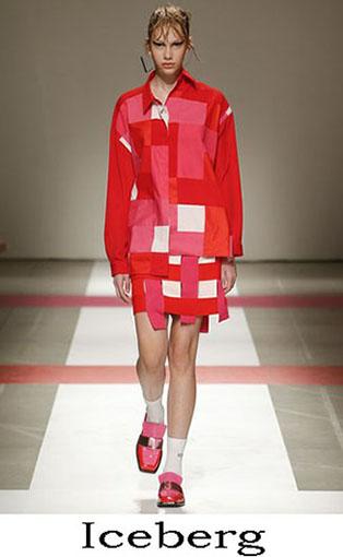 Iceberg Fall Winter 2016 2017 Style Brand For Women 18