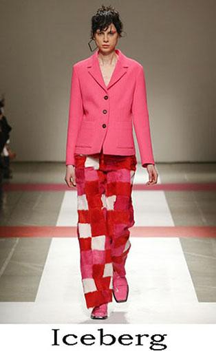 Iceberg Fall Winter 2016 2017 Style Brand For Women 23