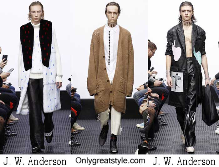 J. W. Anderson Fall Winter 2016 2017 Style Brand For Men