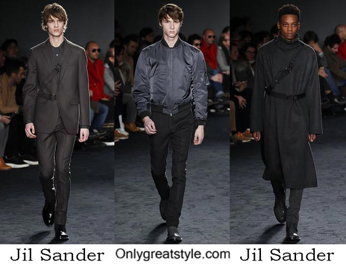 Jil Sander Fall Winter 2016 2017 Lifestyle For Men