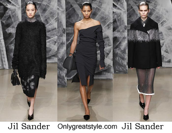 Jil Sander Fall Winter 2016 2017 Style Brand For Women