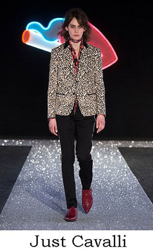 Just Cavalli Fall Winter 2016 2017 Fashion Clothing Look 10