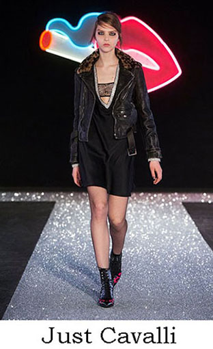 Just Cavalli Fall Winter 2016 2017 Fashion Clothing Look 16