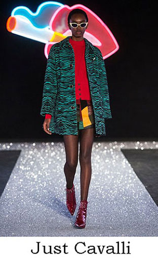 Just Cavalli Fall Winter 2016 2017 Fashion Clothing Look 18