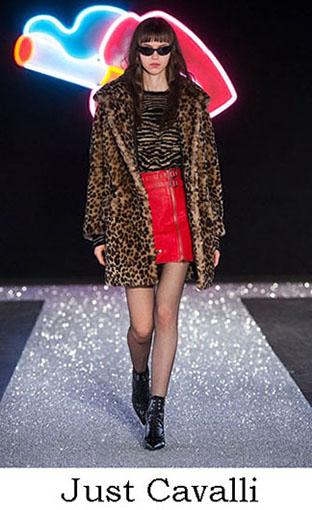 Just Cavalli Fall Winter 2016 2017 Fashion Clothing Look 25