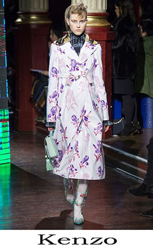 Kenzo Fall Winter 2016 2017 Fashion Clothing Women 24