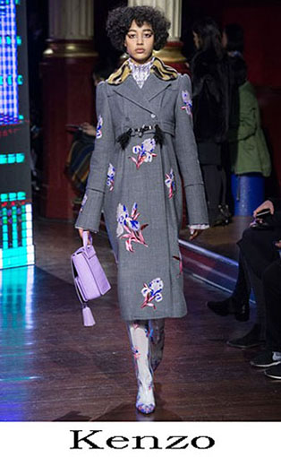 Kenzo Fall Winter 2016 2017 Fashion Clothing Women 32