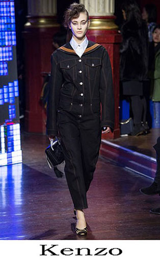 Kenzo Fall Winter 2016 2017 Fashion Clothing Women 38