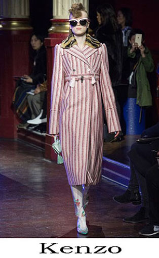 Kenzo Fall Winter 2016 2017 Fashion Clothing Women 39