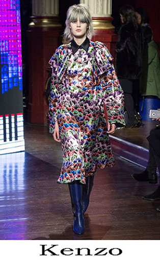 Kenzo Fall Winter 2016 2017 Fashion Clothing Women 42