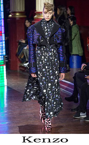 Kenzo Fall Winter 2016 2017 Fashion Clothing Women 47