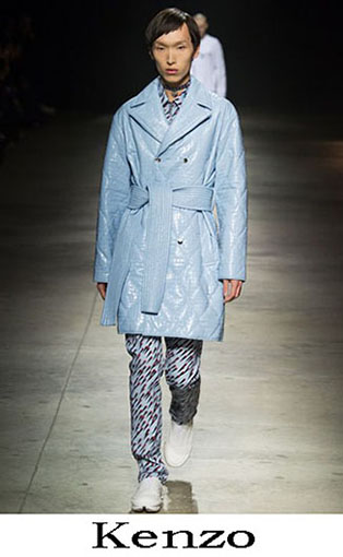 Kenzo Fall Winter 2016 2017 Style Brand For Men Look 19
