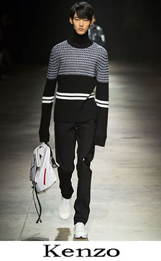 Kenzo Fall Winter 2016 2017 Style Brand For Men Look 24