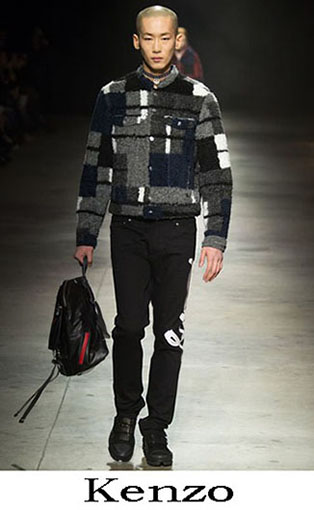 Kenzo Fall Winter 2016 2017 Style Brand For Men Look 25