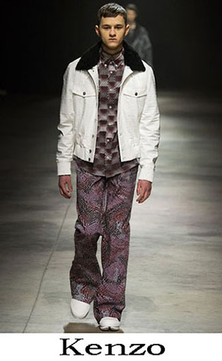 Kenzo Fall Winter 2016 2017 Style Brand For Men Look 3