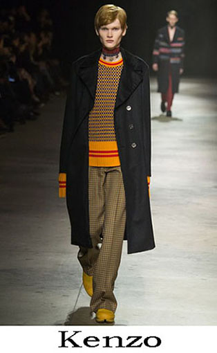 Kenzo Fall Winter 2016 2017 Style Brand For Men Look 30