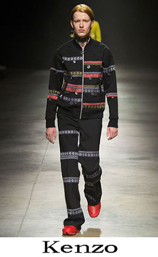 Kenzo Fall Winter 2016 2017 Style Brand For Men Look 32