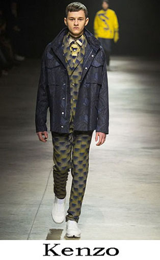 Kenzo Fall Winter 2016 2017 Style Brand For Men Look 34