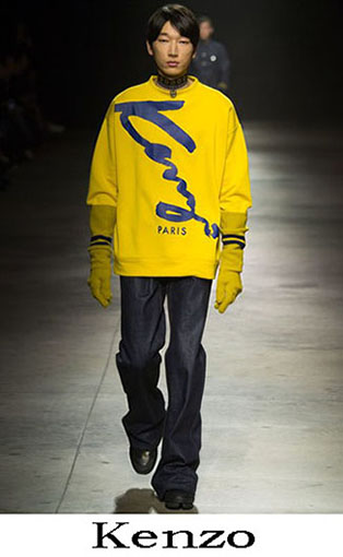 Kenzo Fall Winter 2016 2017 Style Brand For Men Look 35