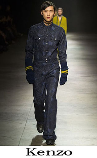 Kenzo Fall Winter 2016 2017 Style Brand For Men Look 36