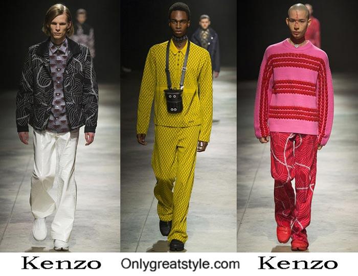 Kenzo Fall Winter 2016 2017 Style Brand For Men