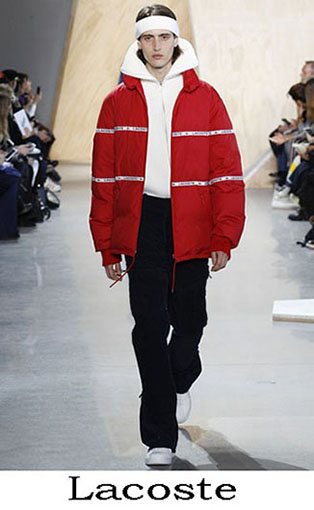 Lacoste Fall Winter 2016 2017 Fashion Clothing For Men 1