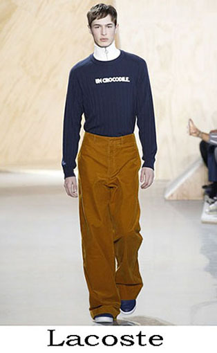 Lacoste Fall Winter 2016 2017 Fashion Clothing For Men 10