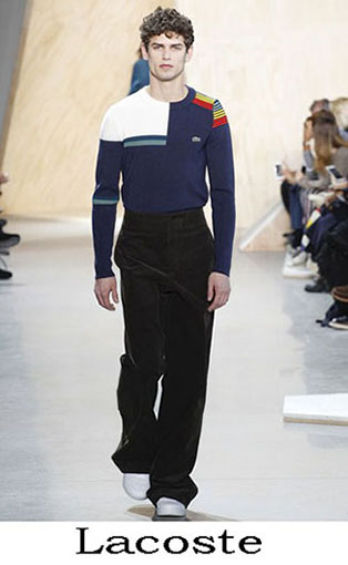 Lacoste Fall Winter 2016 2017 Fashion Clothing For Men 13