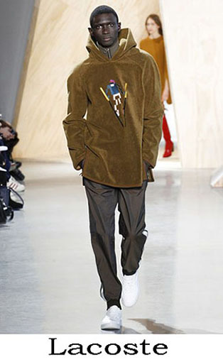 Lacoste Fall Winter 2016 2017 Fashion Clothing For Men 4