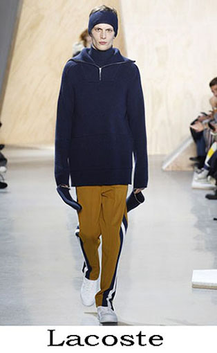 Lacoste Fall Winter 2016 2017 Fashion Clothing For Men 7
