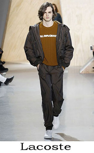 Lacoste Fall Winter 2016 2017 Fashion Clothing For Men 9