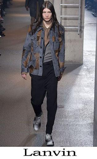 Lanvin Fall Winter 2016 2017 Fashion Clothing For Men 1