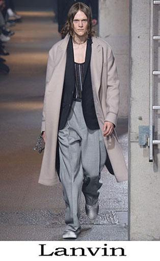 Lanvin Fall Winter 2016 2017 Fashion Clothing For Men 11
