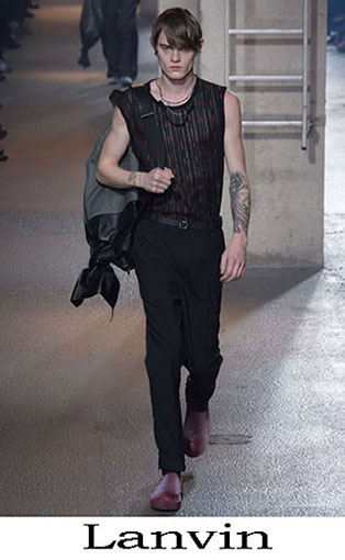 Lanvin Fall Winter 2016 2017 Fashion Clothing For Men 14