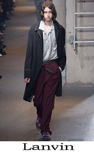 Lanvin Fall Winter 2016 2017 Fashion Clothing For Men 18
