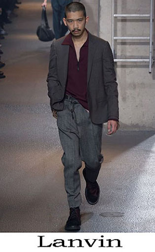 Lanvin Fall Winter 2016 2017 Fashion Clothing For Men 19